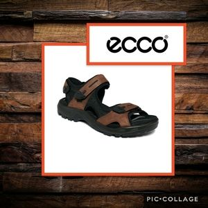 ECCO Men's Yucatan Receptor Sandals Size 45